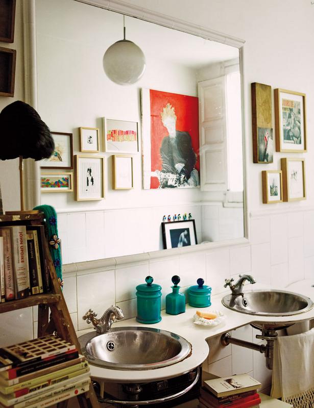 Детали: квартира в Мадриде 8