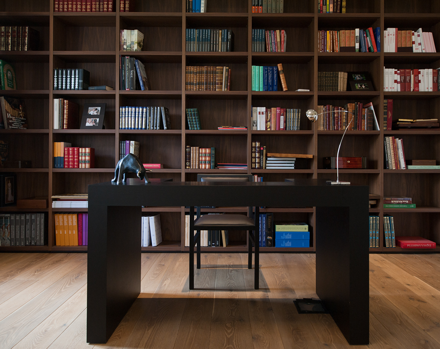 Вилла под Москвой Архитектурная мастерская и дизайн бюро SL Project  11