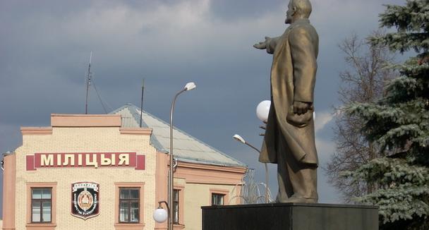 ленин в беларуси