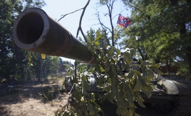 танк на вооружении днр