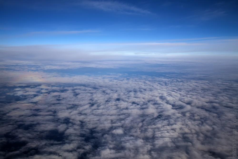 2. Небо над Подмосковьем © NickFW.ru - 30.09.2020г.
