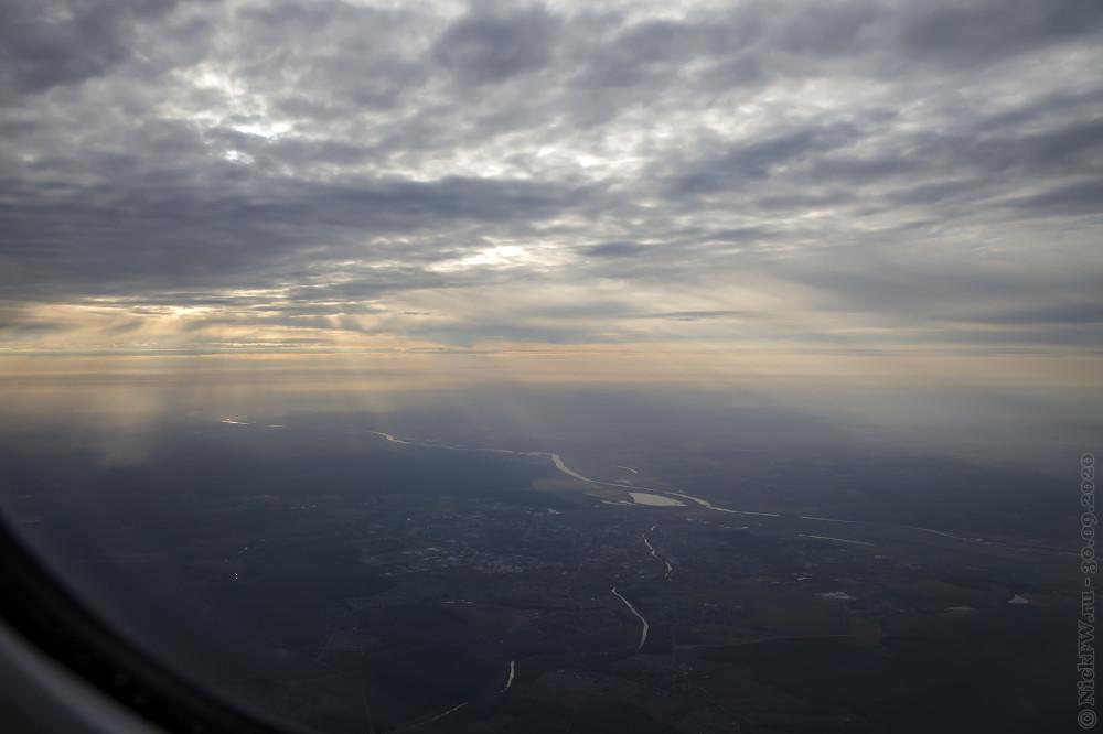 1. Осеннее небо © NickFW.ru - 30.09.2020г.