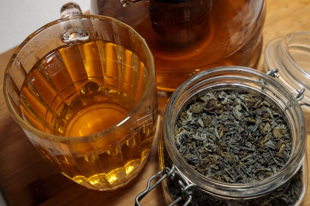 Чай зелёный - разный... © NickFW.ru - 15.12.2020г.