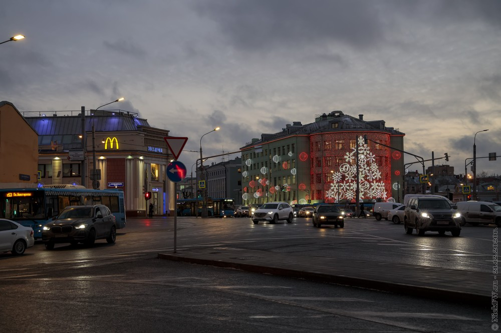 2. На Таганке © NickFW.ru - 21.12.2020г.