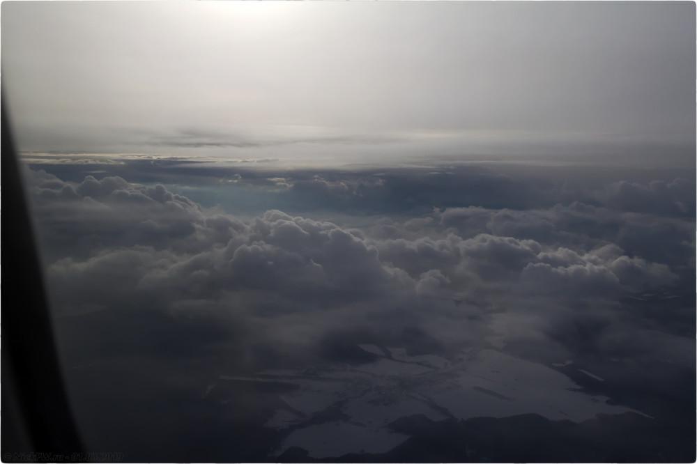 2. Где-то в небе над Россией © NickFW.ru - 01.03.2019г.