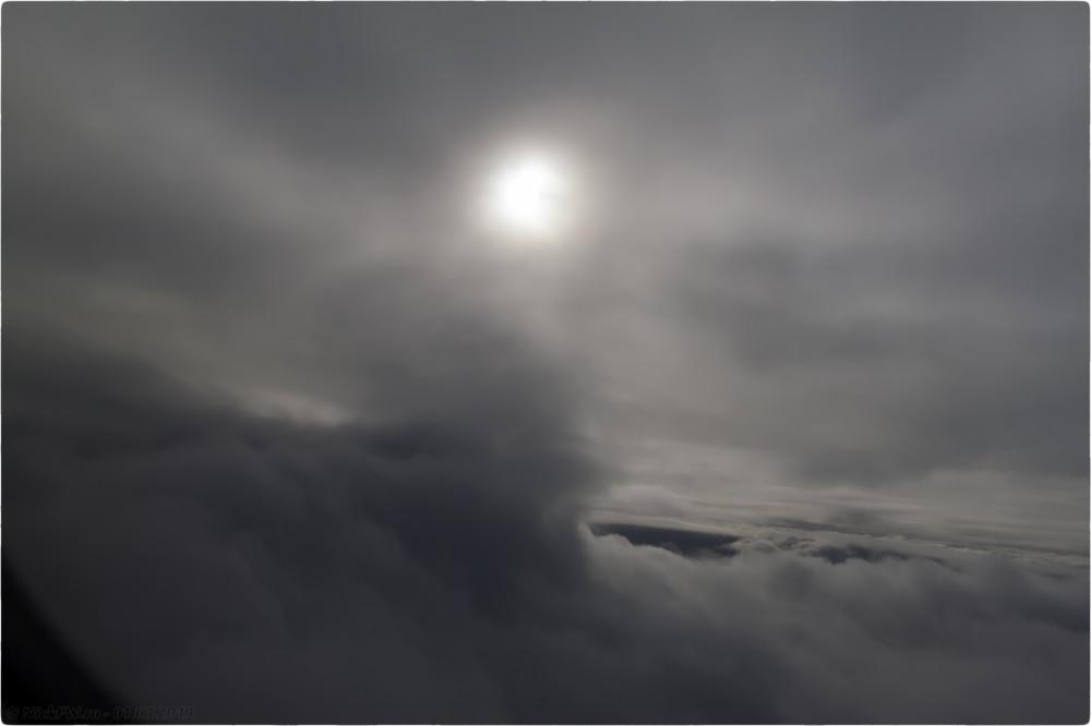 3. Где-то в небе над Россией © NickFW.ru - 01.03.2019г.