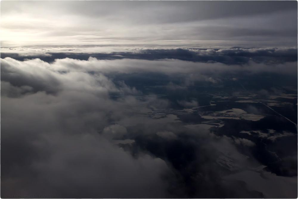4. Где-то в небе над Россией © NickFW.ru - 01.03.2019г.