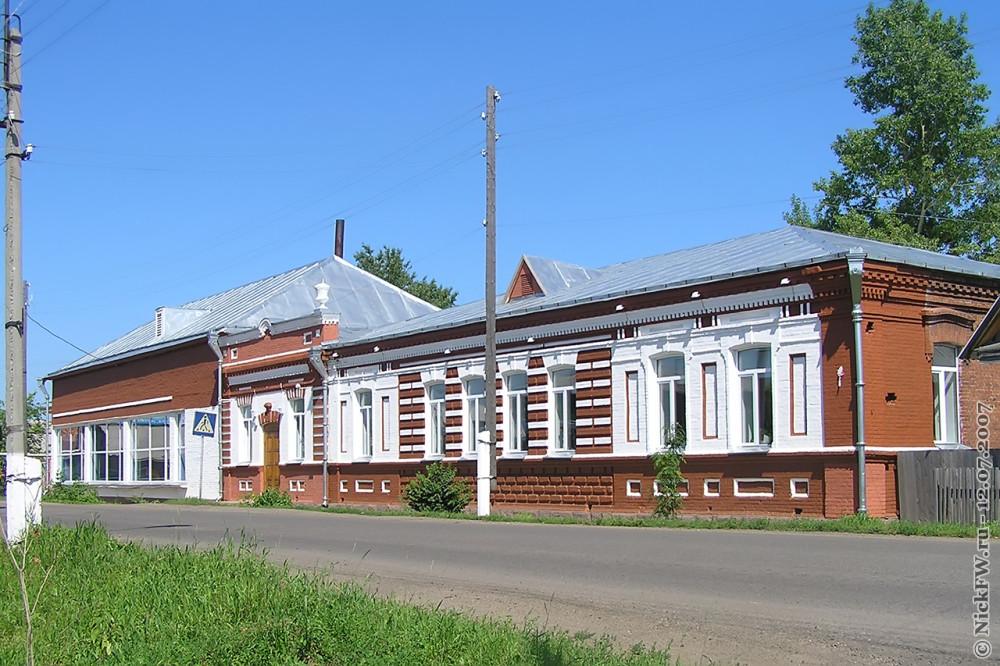 2. Мариинск — Начальная общеобразовательная школа № 4 © NickFW.ru — 12.07.2007г.