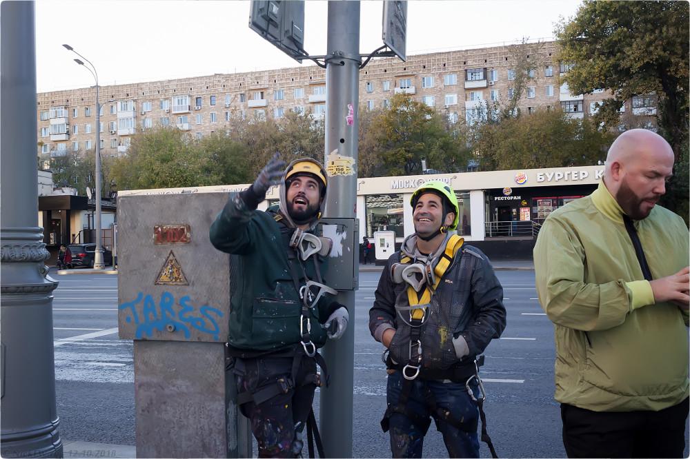 10. Граффити на Атриуме © NickFW.ru - 12.10.2018г.