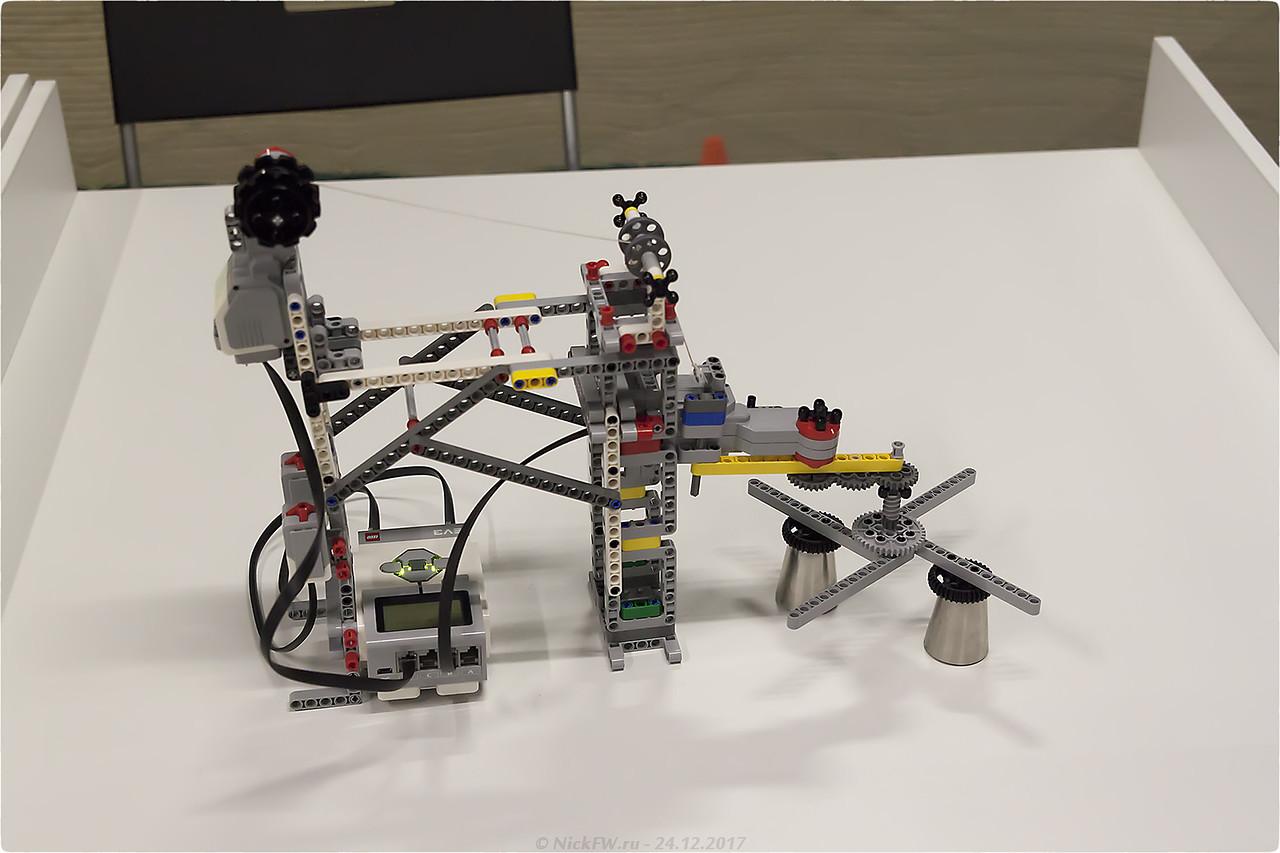 Робот шулер [© NickFW - 24.12.2017]