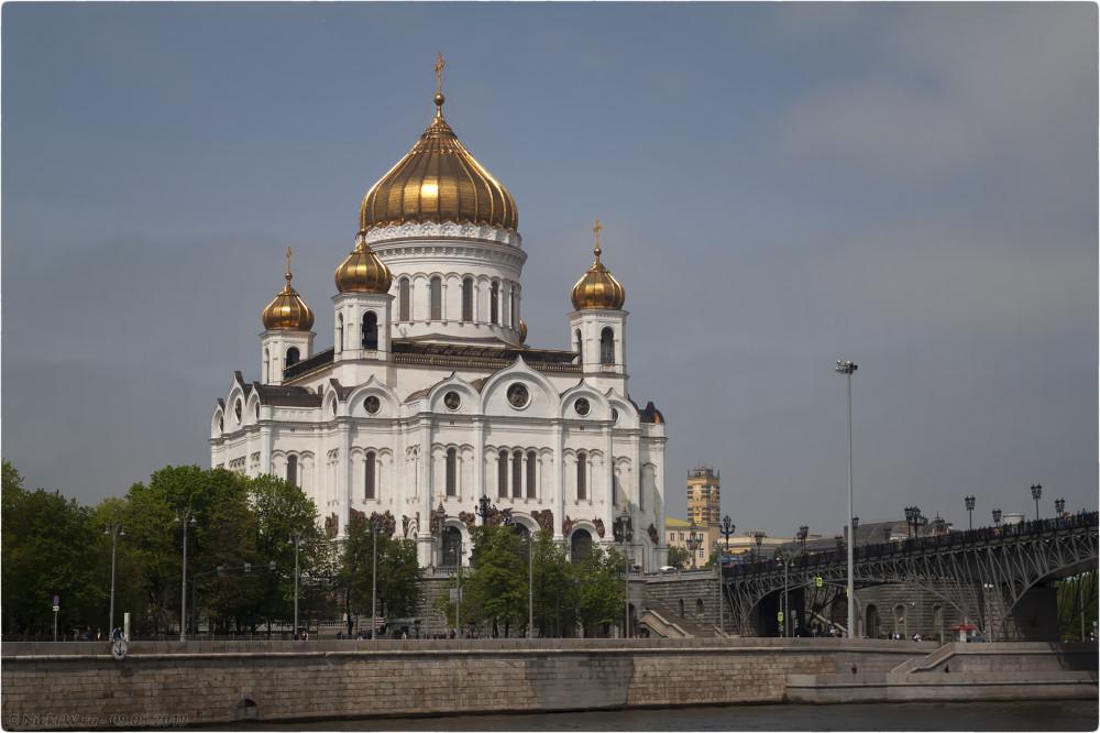 1. Храм Христа Спасителя © NickFW.ru - 09.05.2019г.