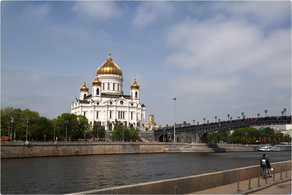 4. Храм Христа Спасителя © NickFW.ru - 09.05.2019г.