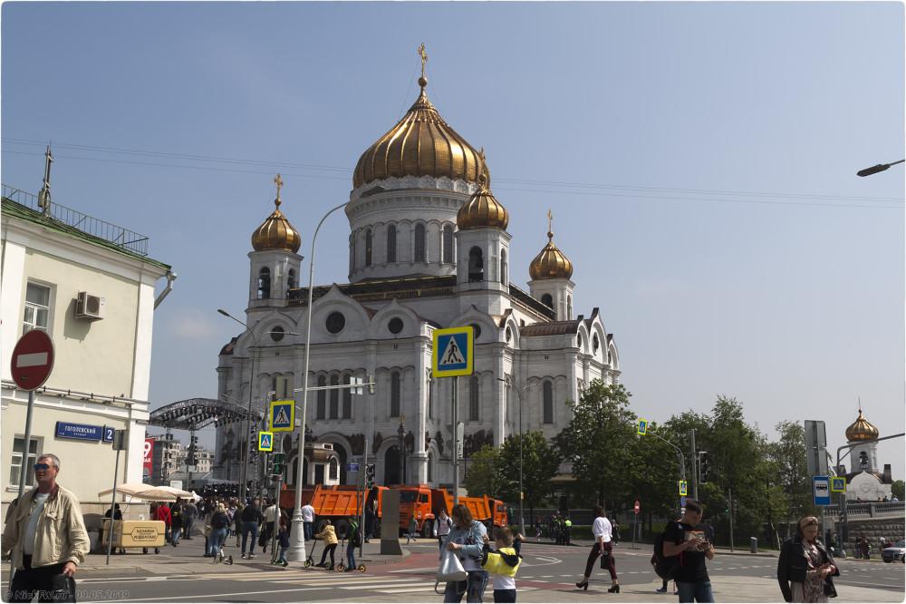 9. Храм Христа Спасителя © NickFW.ru - 09.05.2019г.