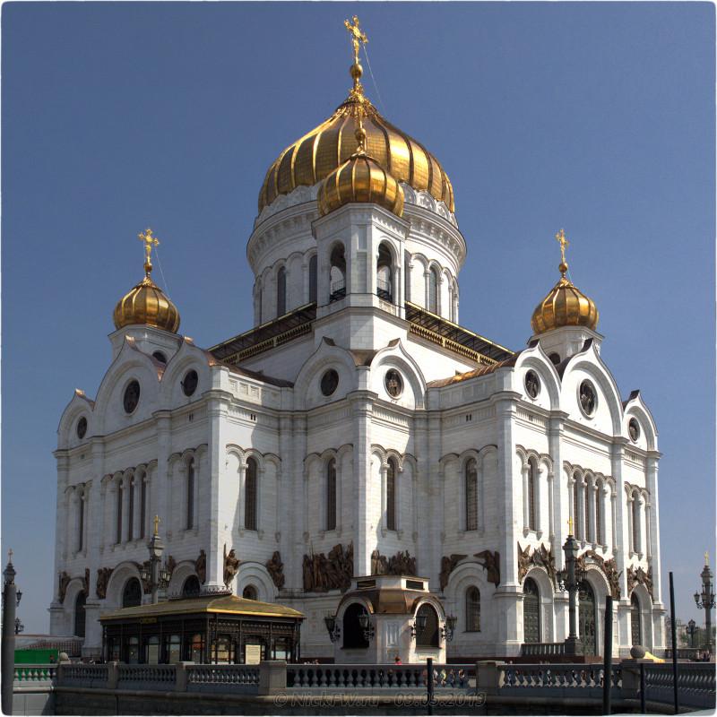 10. Храм Христа Спасителя © NickFW.ru - 09.05.2019г.
