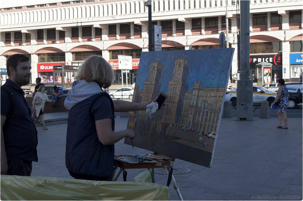6. Картина — Минские ворота © NickFW.ru - 04.06.2019г.