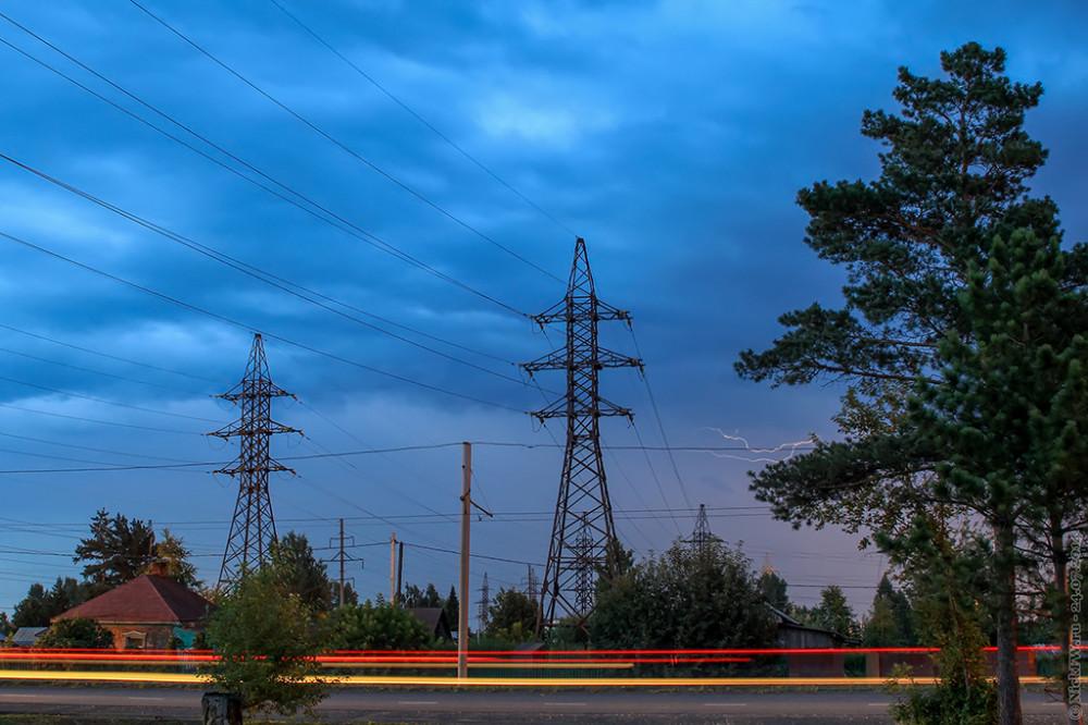 2, Гроза над улицей Линейная © NickFW.ru — 24.07.2014г.