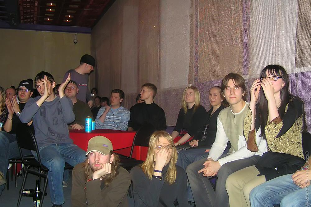 4. зрители © NickFW.ru — 12.04.2008г.