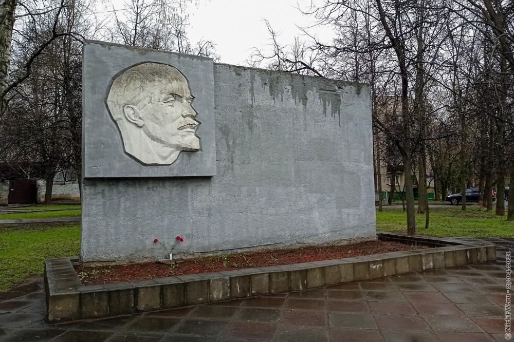 1. Ильич в Солнцево © NickFW.ru — 27.04.2021г.