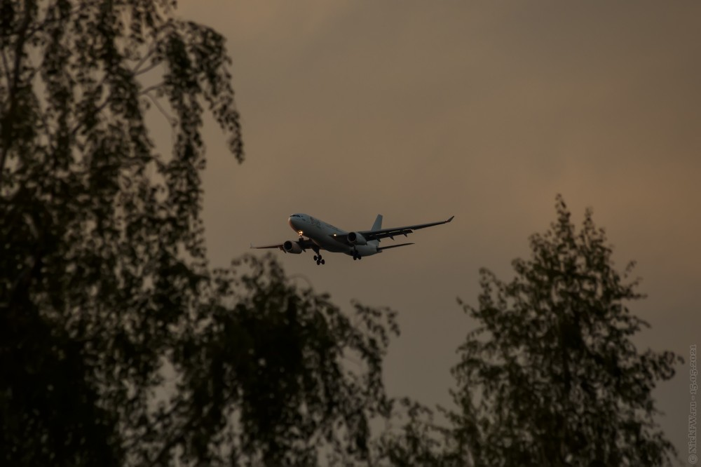 1. Airbus A330-200 — MSN 283 — №EI-FNX — © NickFW.ru — 15.05.2021г.