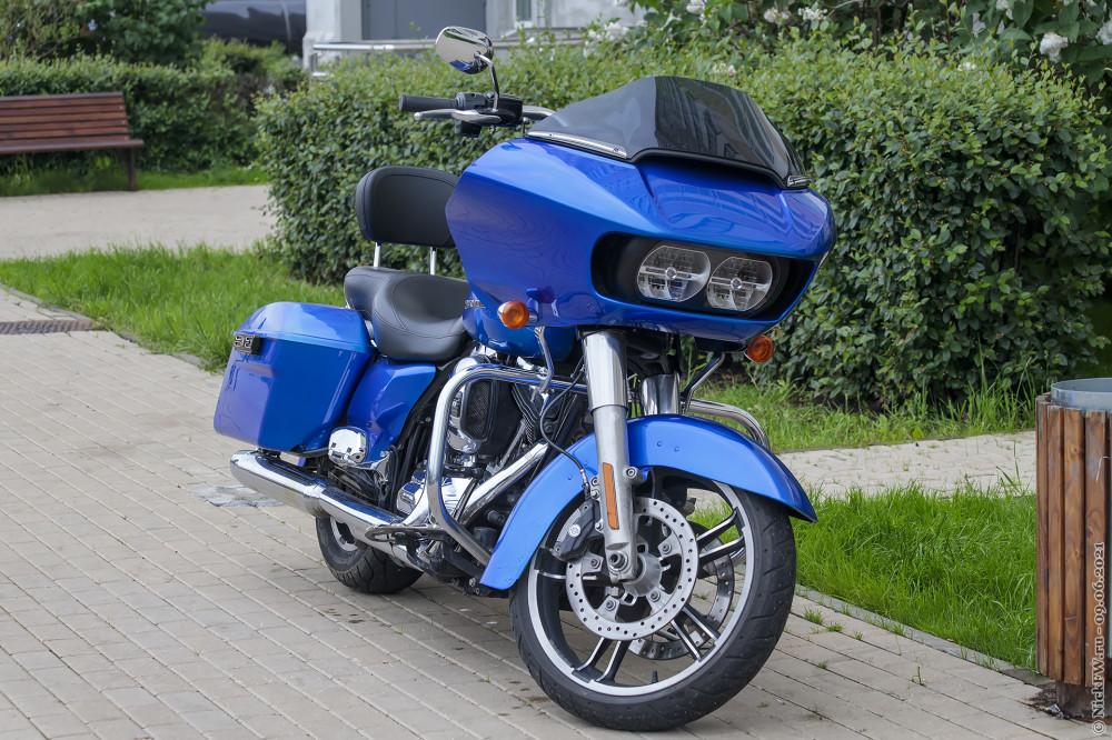 Harley-Davidson © NickFW.ru — 09.06.2021г.