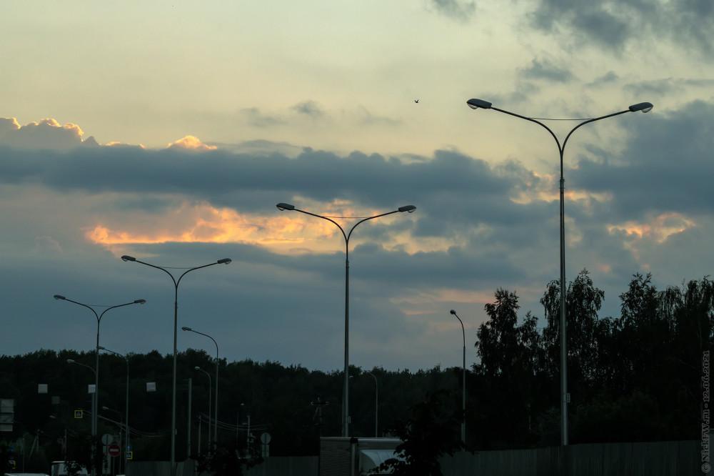 6. И скрылось Солнце за облаками © NickFW.ru — 12.06.2021г.