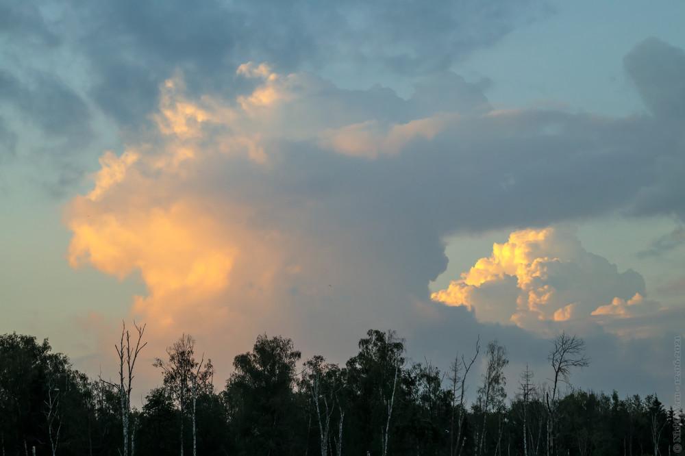 5. Закатные облака © NickFW.ru — 12.06.2021г.