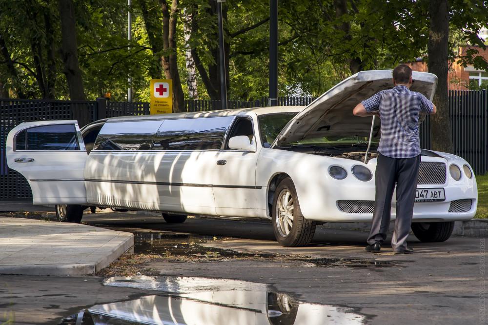 Поломатый лимузин © NickFW.ru — 26.06.2021г.