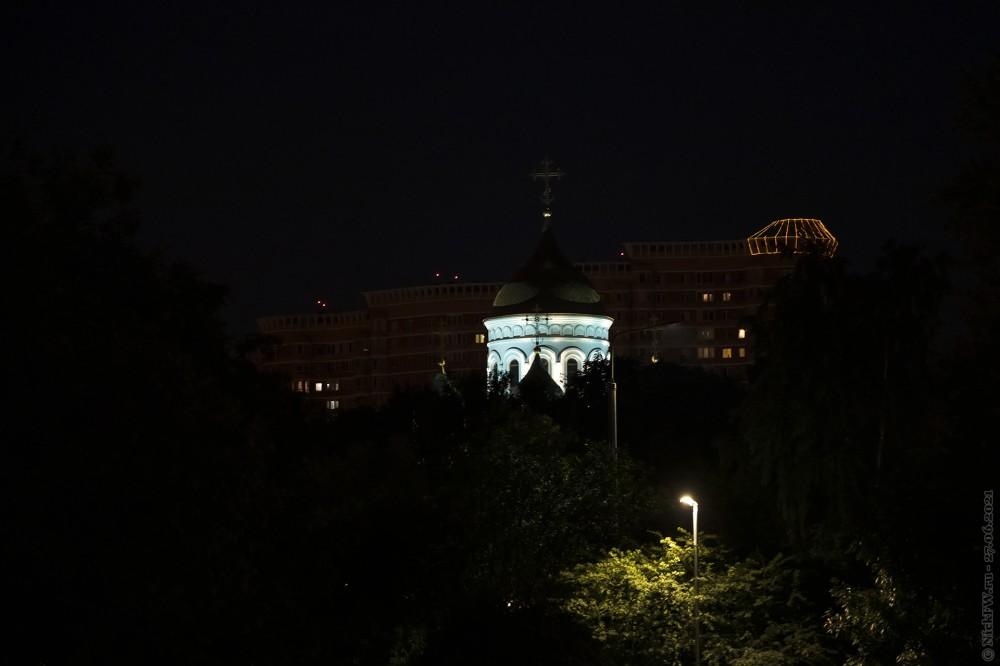 2. Храм в Солнцево © NickFW.ru — 27.06.2021г.
