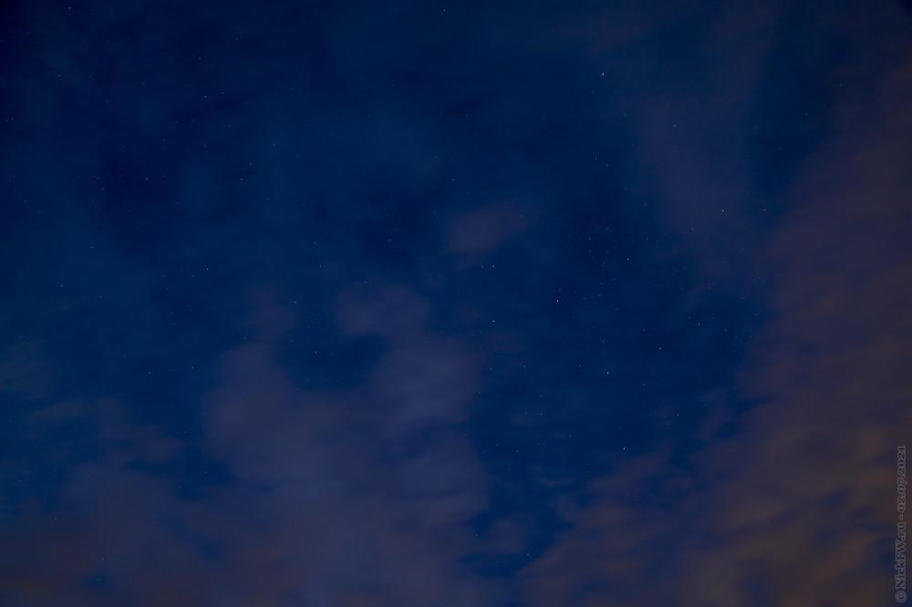 3. Звёздное небо © NickFW.ru — 02.07.2021г.