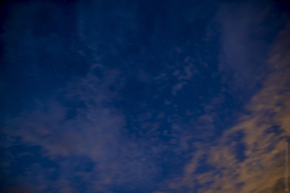 1. Звёздное небо © NickFW.ru — 02.07.2021г.
