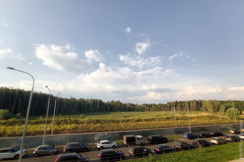 Вид из окна.... © NickFW.ru — 14.07.2021г.
