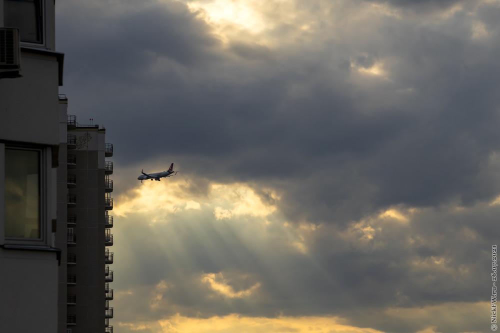 3. AIRBUS A321NEO — TC-LTA © NickFW.ru — 26.07.2021г.