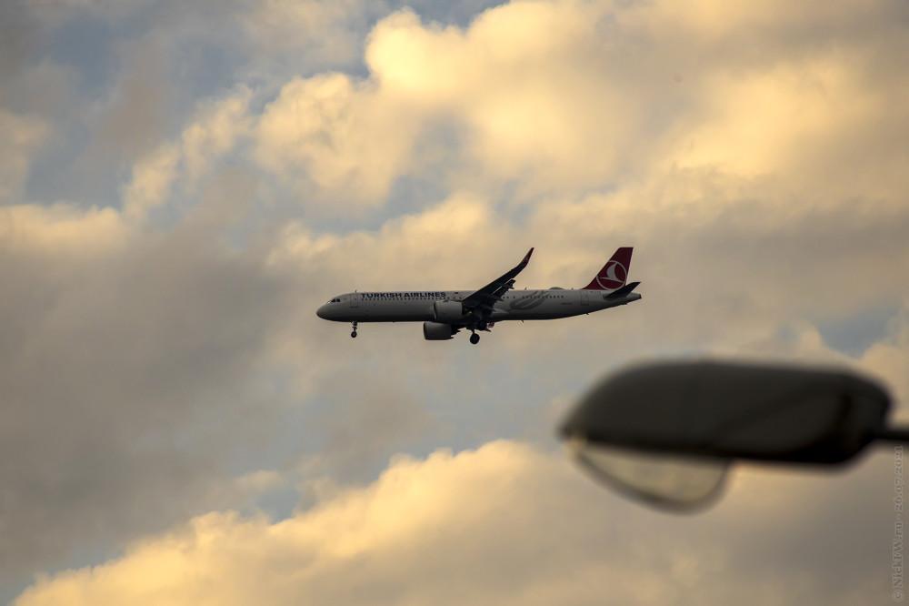 2. AIRBUS A321NEO — TC-LTA © NickFW.ru — 26.07.2021г.