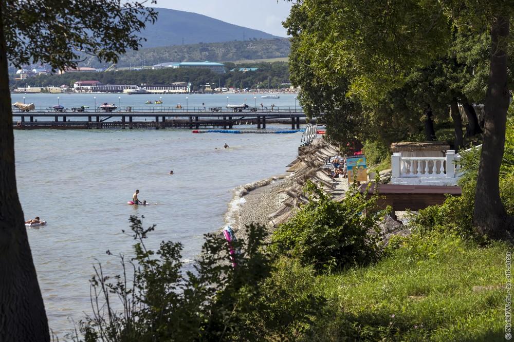 7. Пляж... © NickFW.ru — 21.08.2021г.
