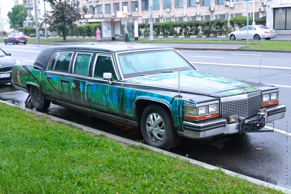 Лимузин © NickFW.ru — 10.09.2021г.