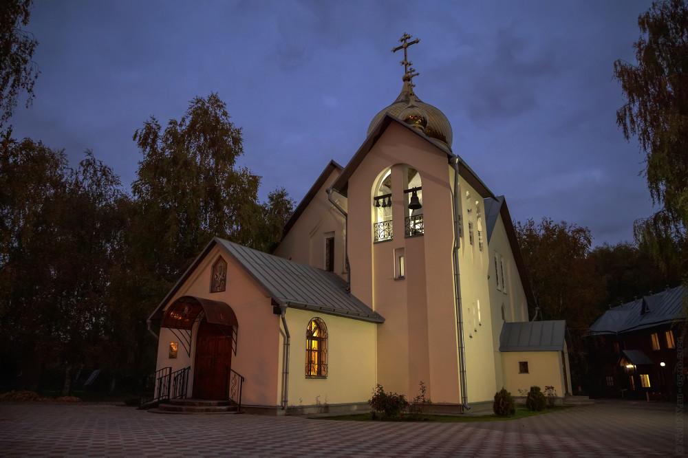 Храм Рождества Иоанна Предтечи © NickFW.ru — 05.10.2021г.