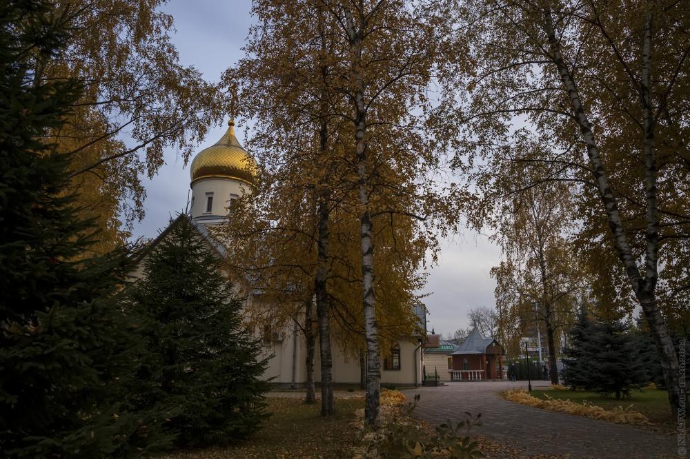 1. Храм Рождества Иоанна Предтечи © NickFW.ru — 12.10.2021г.