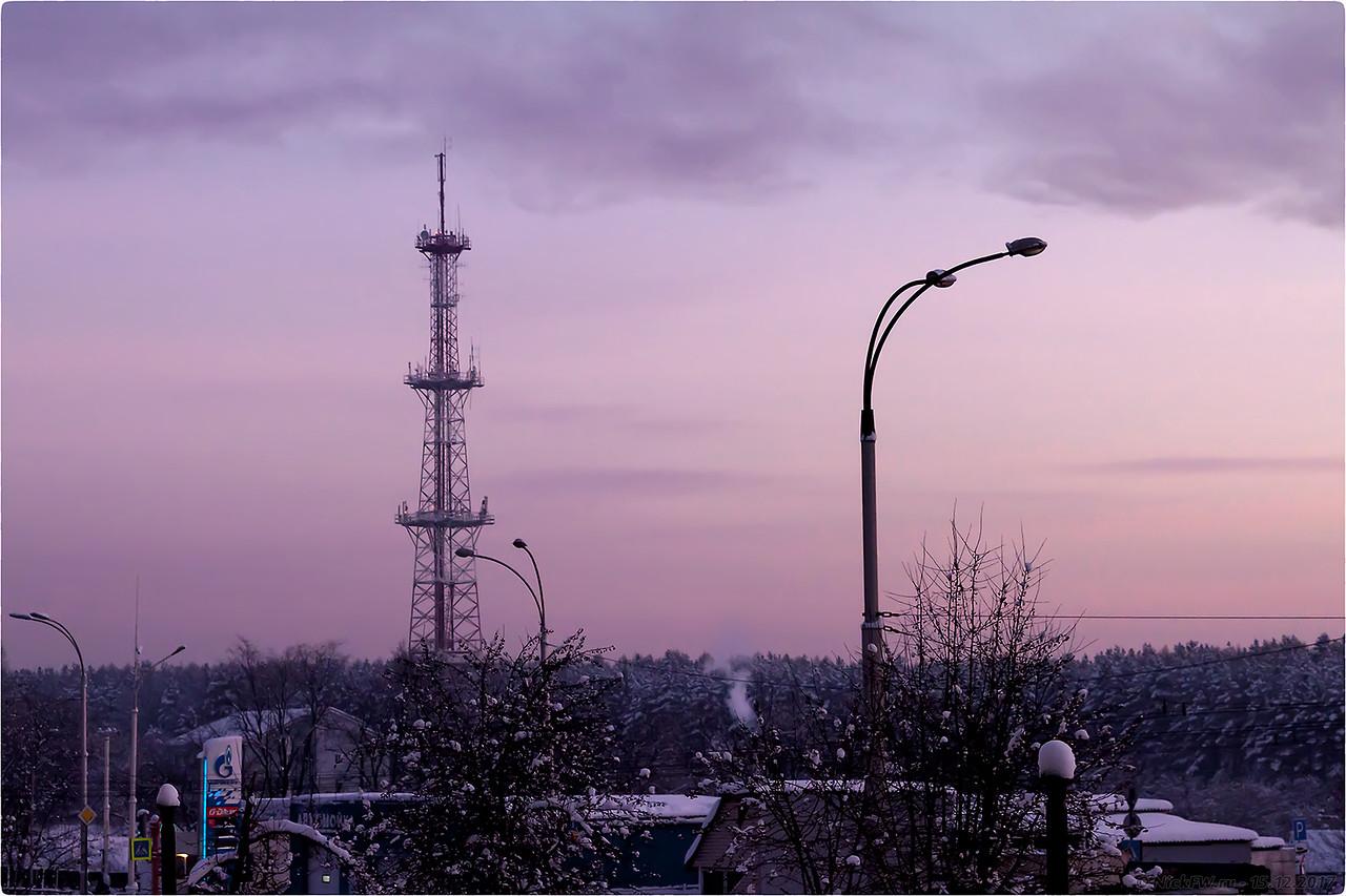 Рудничная Телевышка [© NickFW - 15.12.2017]