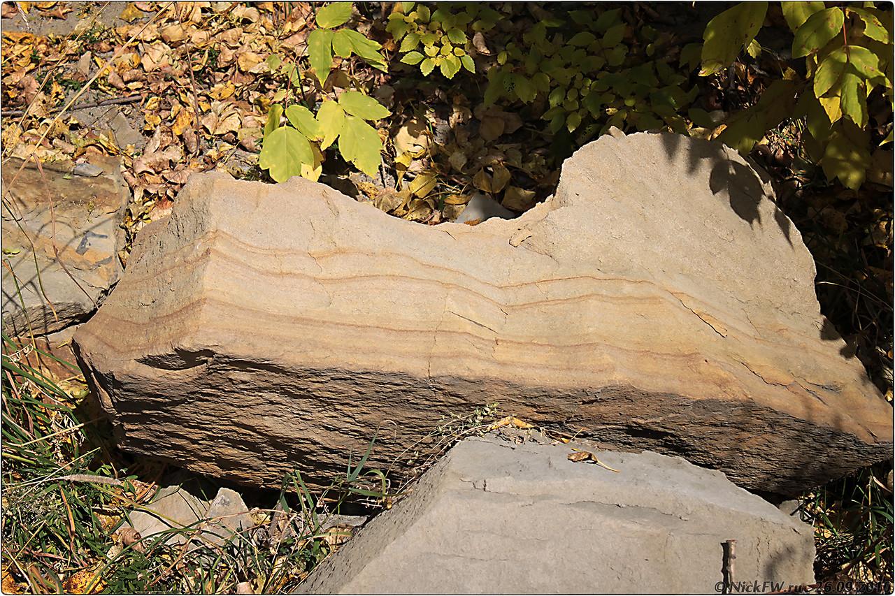 Осколок песчаника [© NickFW - 26.09.2010]