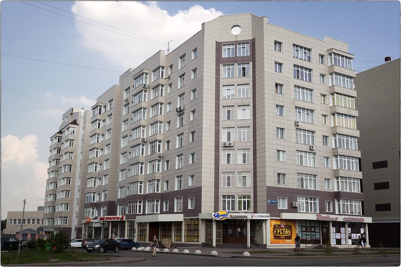 дом ул.Космическая 22 [© NickFW - 20.06.2017]