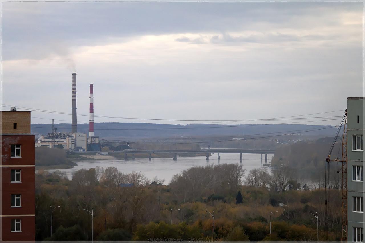 ГРЭС и Кузнецкий мост [© NickFW - 26.09.2017]
