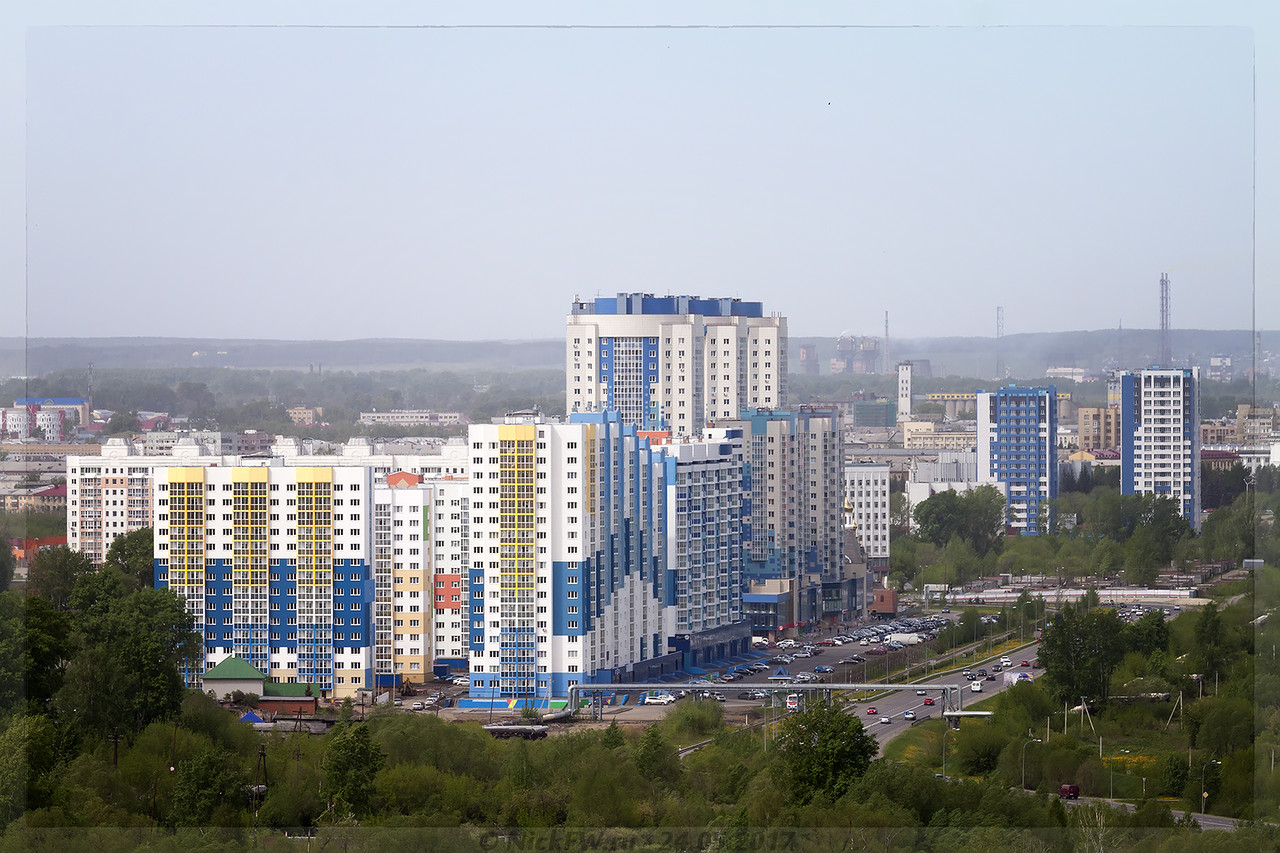 ЖК Кемерово-Сити (© NickFW - 24.05.2017)