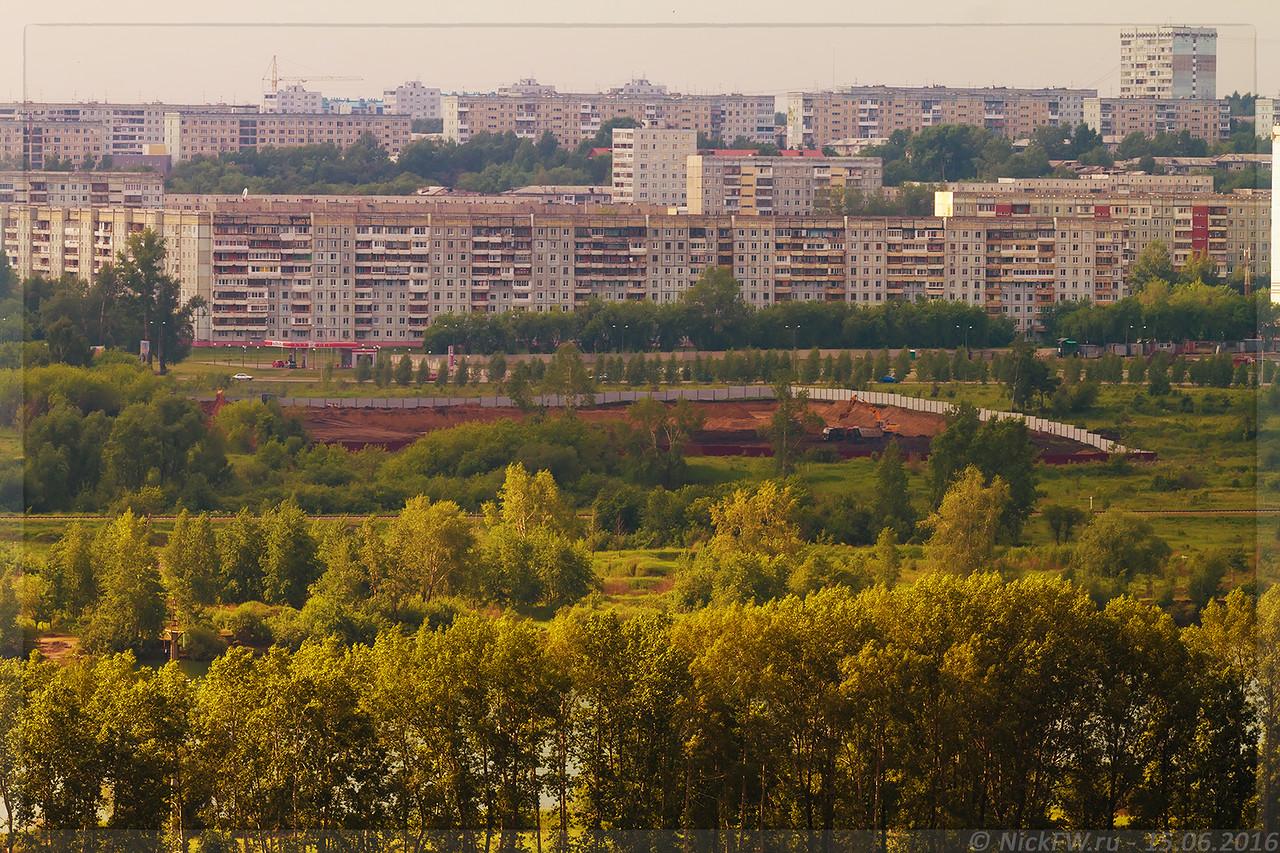 Стройплощадка Аквапарка (© NickFW - 15.06.2016)