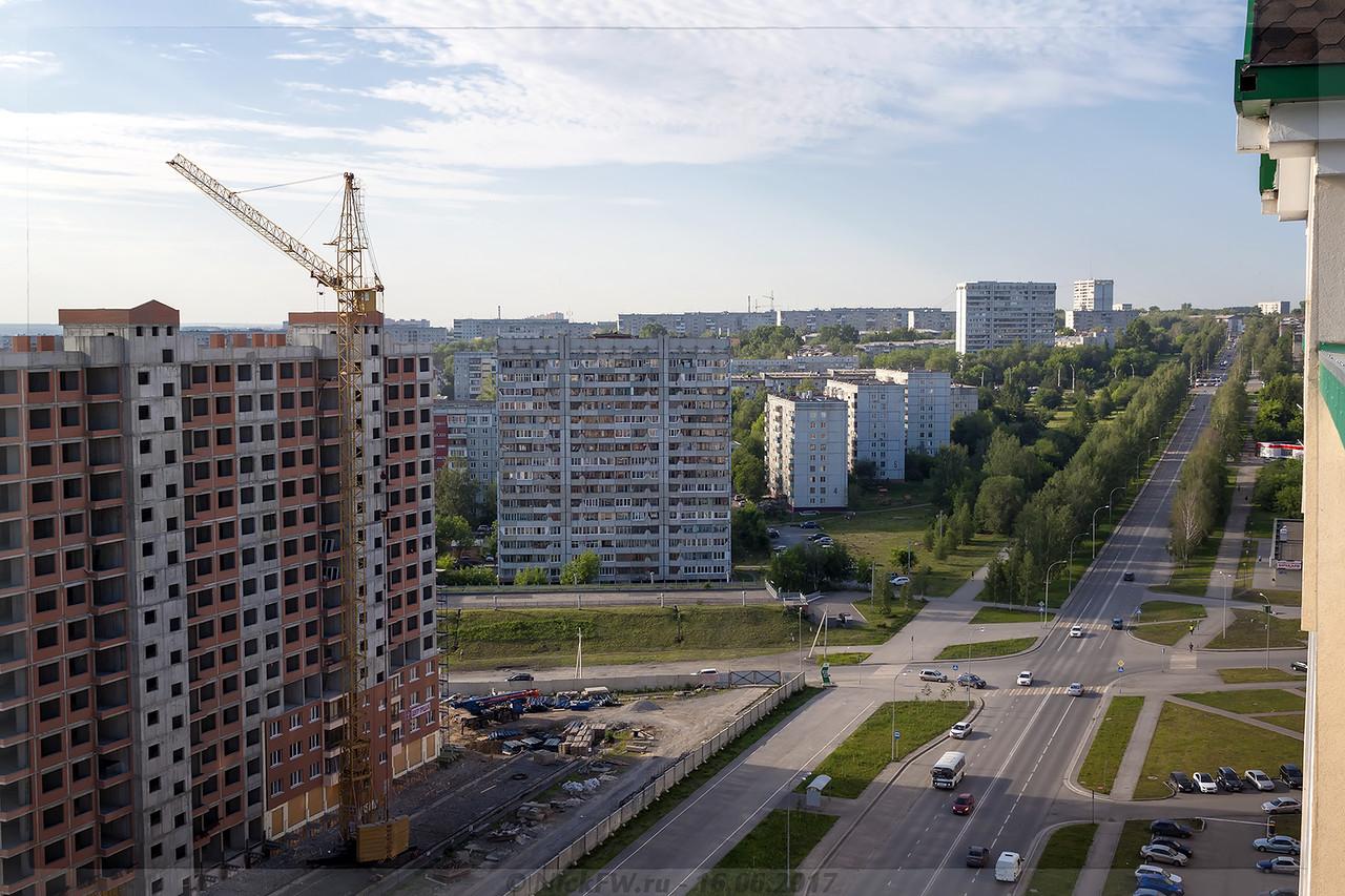 улица Волгоградская (© NickFW - 15.06.2017)