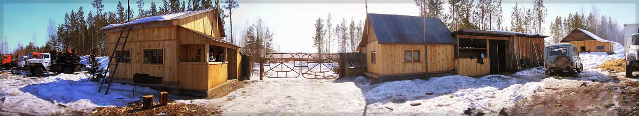 Лесобаза (© NickFW - 31.03.2009)