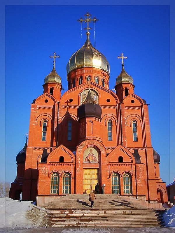 Знаменский собор (© NickFW - 02.03.2002)