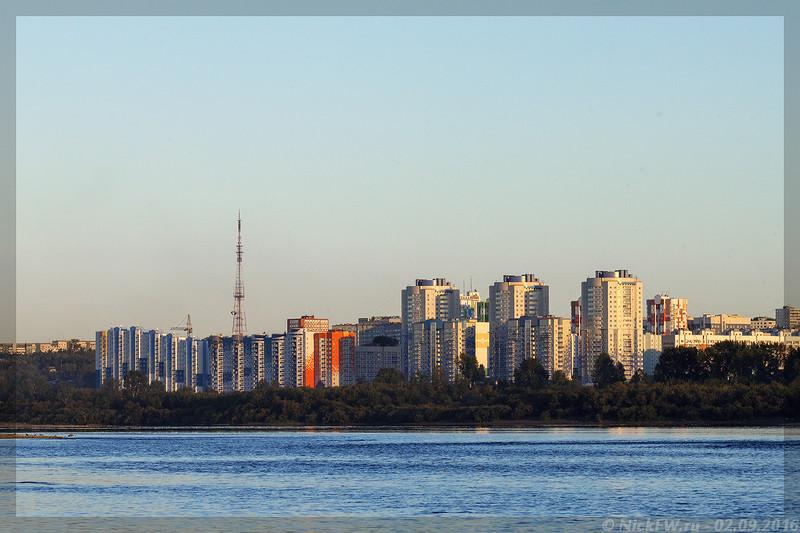 ЖК Кемерово-Сити (©NickFW - 02.09.2016)