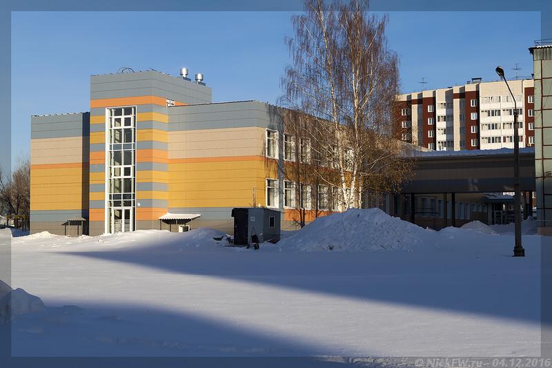 Школа №34 - Новый корпус (© NickFW - 04.12.2016)