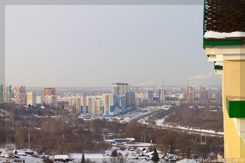 вид на Притомский (© NickFW - 01.12.2016)