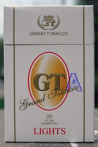 GTA...
